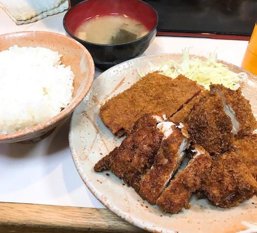 とりかつチキン渋谷ランチディナー