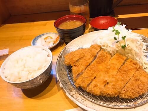 三是食堂かつどころ新宿