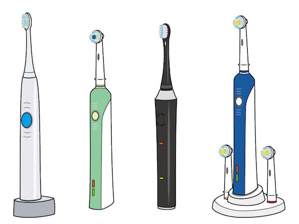 電動歯ブラシドルツ