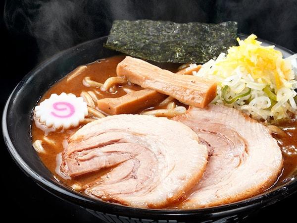 とみ田、中華そば、宅麺