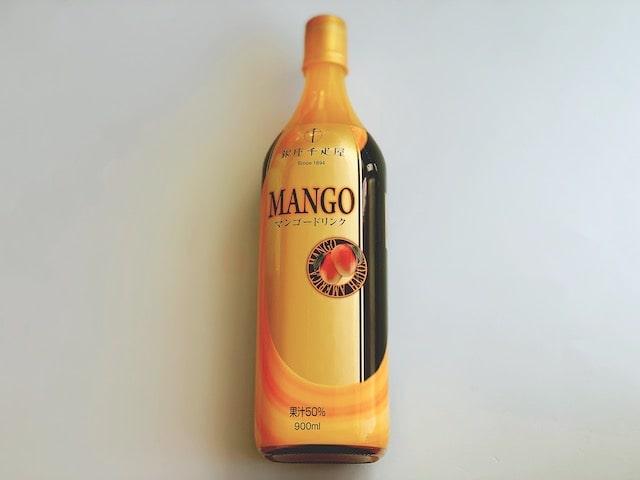 千疋屋のマンゴージュースを飲んでみた【口コミと飲み方をレポ】