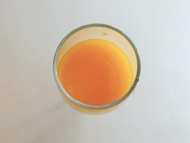 千疋屋のマンゴージュースを飲んだ【口コミ2】