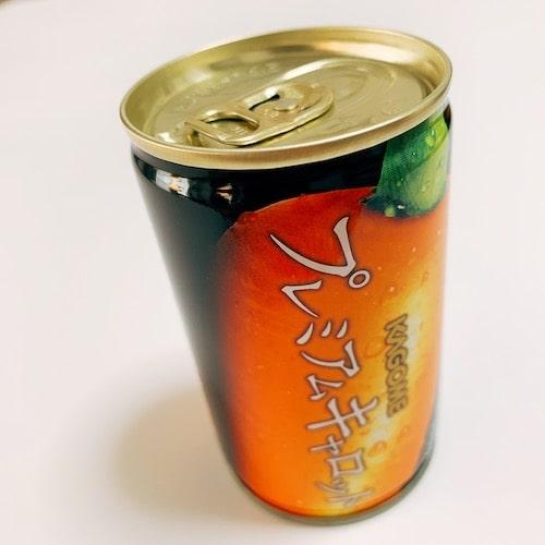 【カゴメにんじんジュース】プレミアムキャロット