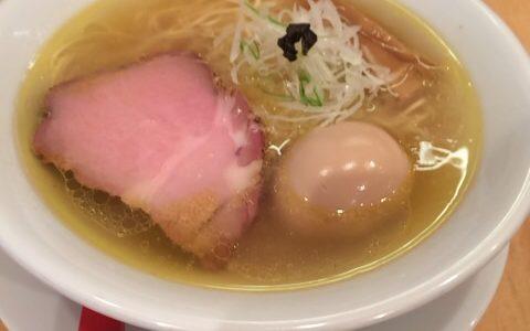 巣鴨で一番美味しいラーメン Japanese Soba Noodles 蔦  塩編