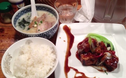【麺飯食堂なかじま at 渋谷】味は本格中華!値段は庶民!コスパ最強!