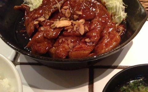 東京トンテキ!渋谷でこってりジューシーな美味トンテキを喰らう!