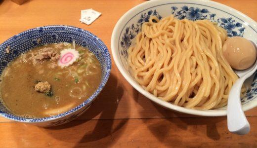 【六厘舎@東京駅】王道!つけ麺界のパイオニア!駅内のいつも行列なつけ麺!
