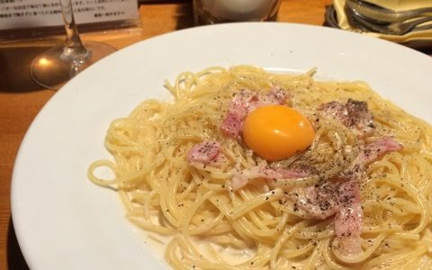 【景虎@新宿パスタ】1,000円以下で1人でも食べられるぞ