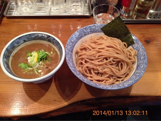 マンモス 渋谷つけ麺