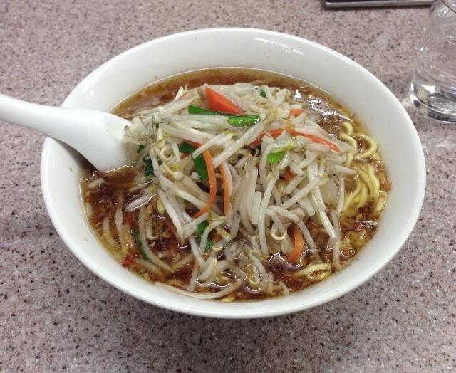 """喜楽の中華麺"""""""