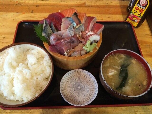 タカマル鮮魚店新宿ランチ
