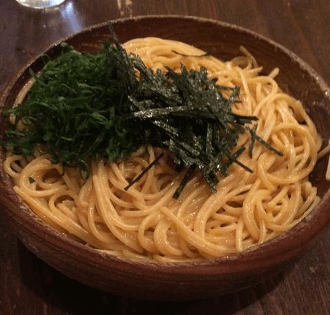 新宿スパゲッティー軒下
