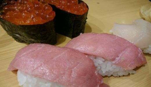 「立ち喰い美登利池袋」。東京都内最高峰にコスパが良い立喰い寿司屋