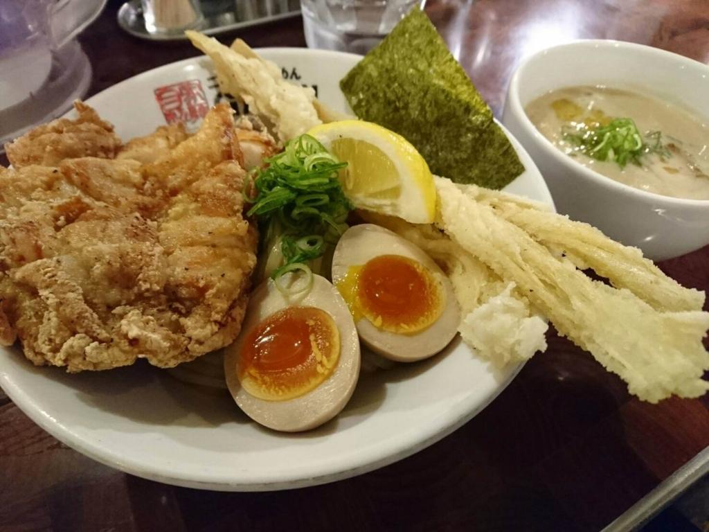 2丁目つけ麺ガチGACHI