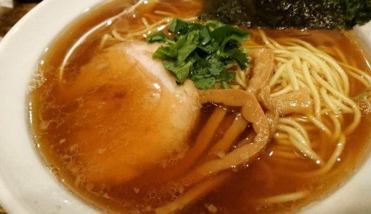 新橋「纏」で煮干しラーメンとつけ麺を1人食らう【美味しすぎ】