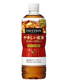 アサヒノンカフェイン紅茶フォション