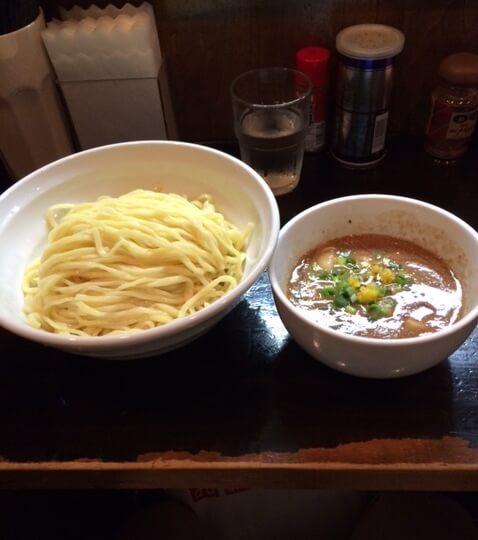 神保町麺屋33 塩つけ麺