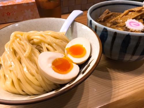 有楽町 朧月(おぼろづき)つけ麺