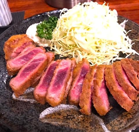 牛かつ 壱弐参(いちにさん)秋葉原